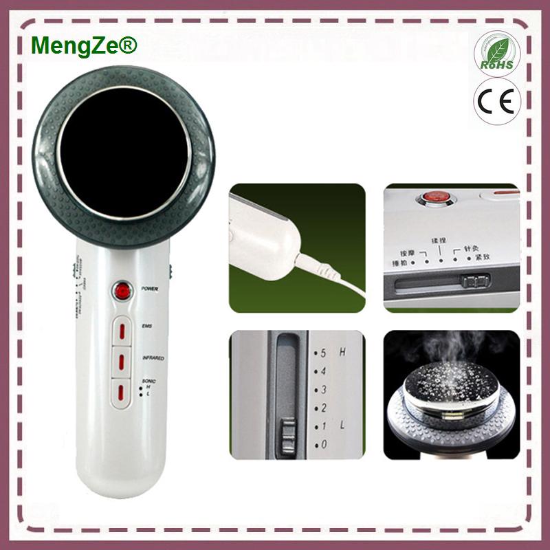 Ems 1 MHz ultra Photon instrumento massagem demolição de infravermelho de pele beleza celulite dispositivo de remoção de gordura