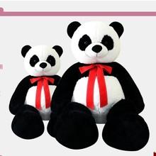 lovely big panda toys stuffed panda huge plush panda birthday gift about 95cm