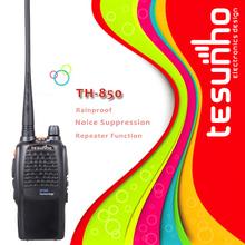 TESUNHO TH-850 high quality handheld professional military communication equipment best handheld radio