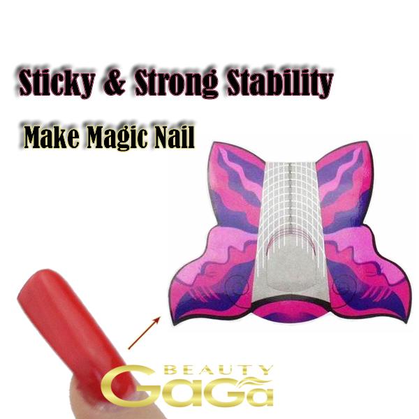 Gel Nail Extension Nail