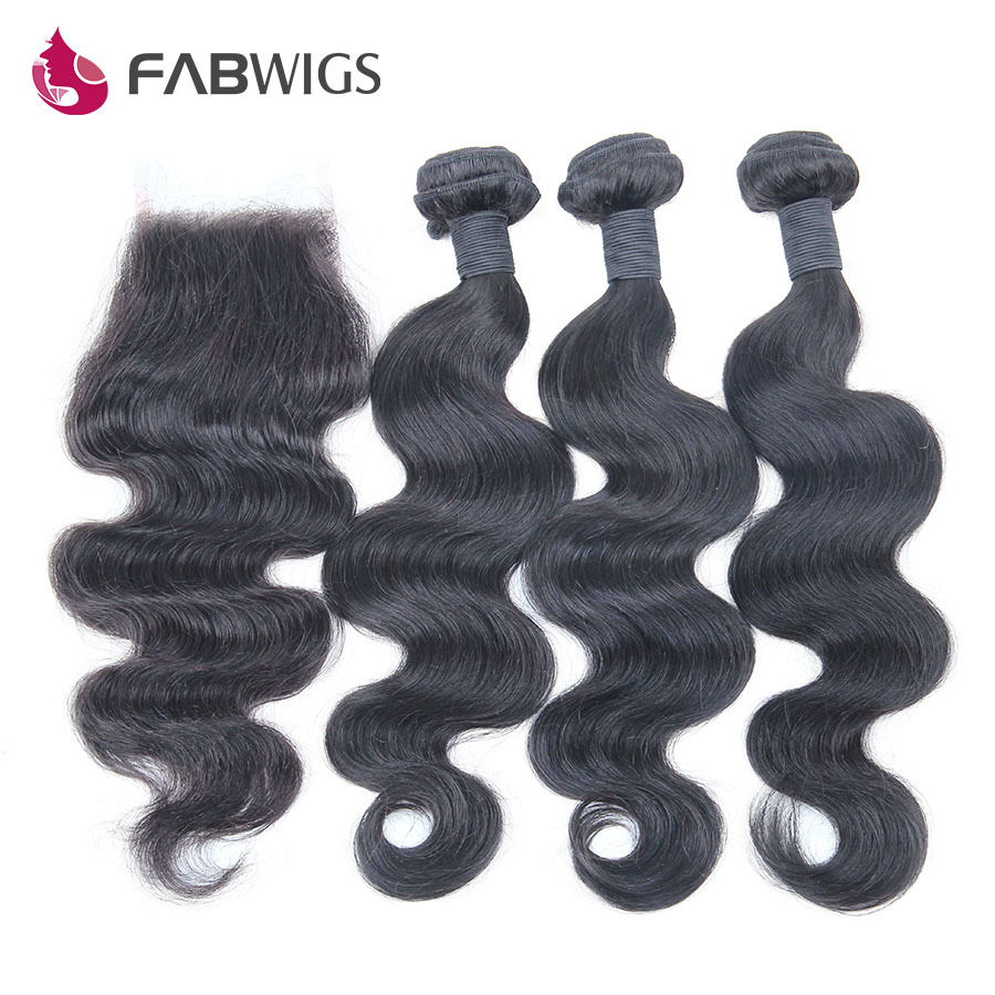 Гаджет  Brazilian Body wave hair Weaves extension with middle part lace closure mixed length alibaba express 3bundles weft with closure None Волосы и аксессуары