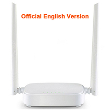 English Version Wireless WIFI Router Tenda WI-FI Repeater Booster Extender Home Network 802.11 b/g/n RJ45 300Mbps(China (Mainland))