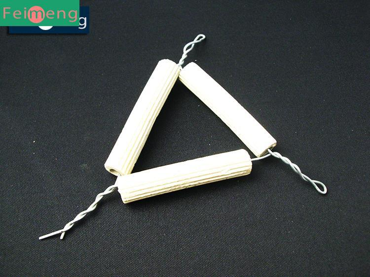 Clay crucibles triangular frame chemistry experiment teaching instrument physicochemical porcelain(China (Mainland))