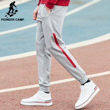 Pioneer Camp 2017 New arrival Spring pants men brand clothing casual trousers male top quality fashion men sweatpants AWK702058(China (Mainland))