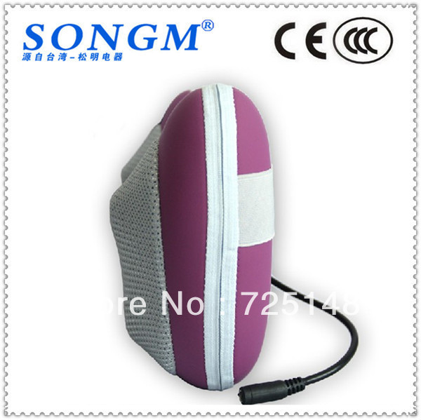 vibration back massage pillow car massage pillow