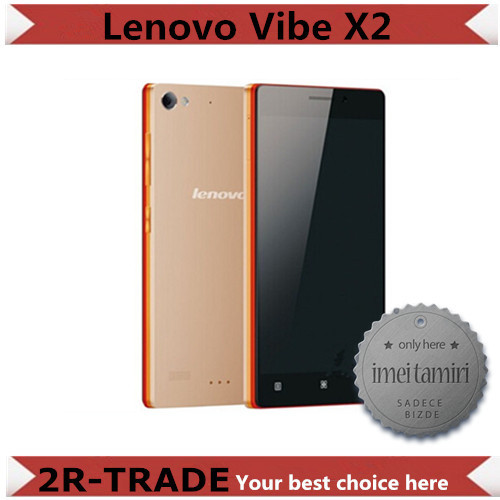 Europe Rom Original Lenovo Vibe X2 Octa Core 2.0GHz 5.0 inch 1920X1080P 2GB RAM 32GB ROM 13MP Android 5.0 Mobile Phone 4G LTE(China (Mainland))