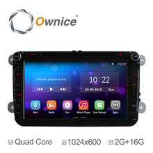 2G RAM Quad Core Android 4.4 Car DVD GPS FOR VW GOLF 5 6 POLO JETTA TOURAN EOS PASSAT CC TIGUAN SHARAN SCIROCCO Caddy 1024*600(China (Mainland))