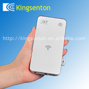 Mini pocket portable handheld wifi wireless Smart mobile phone projector with 100% offset, Wifi, Miracast,USB(China (Mainland))
