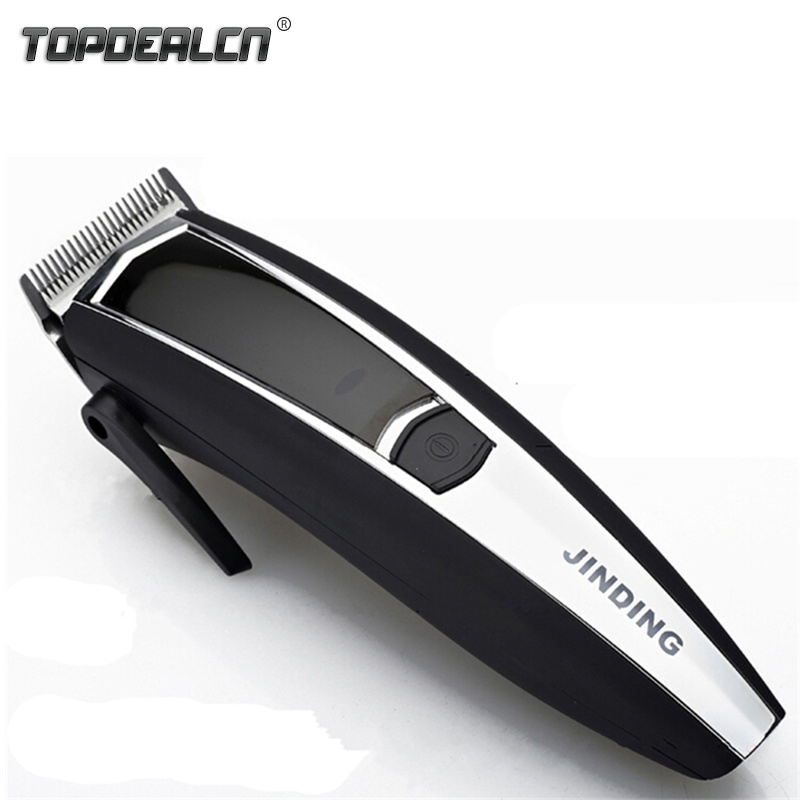 JD-8803 Hair Clipper Electric Shaver Razor Blade Rechargeable Barber Clipper Trimmer for Men Hairclipper Comb Hair Cut Machine