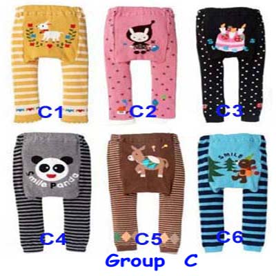 Wholesale 720pcs Cute Animals Pants Baby Tousers Lovely Kids Pants<br><br>Aliexpress