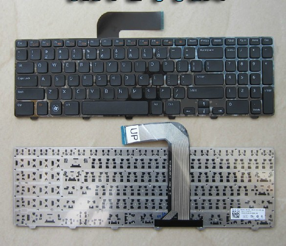 US New Keyboard For Dell Inspiron 15R N5110 M5110 N 5110