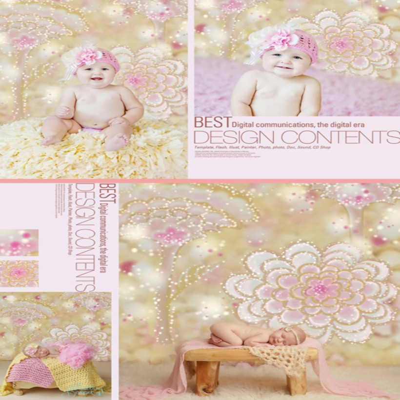 10x16ft backgrounds newborn props and backdrops flower photography background baby for photo studio S104<br><br>Aliexpress
