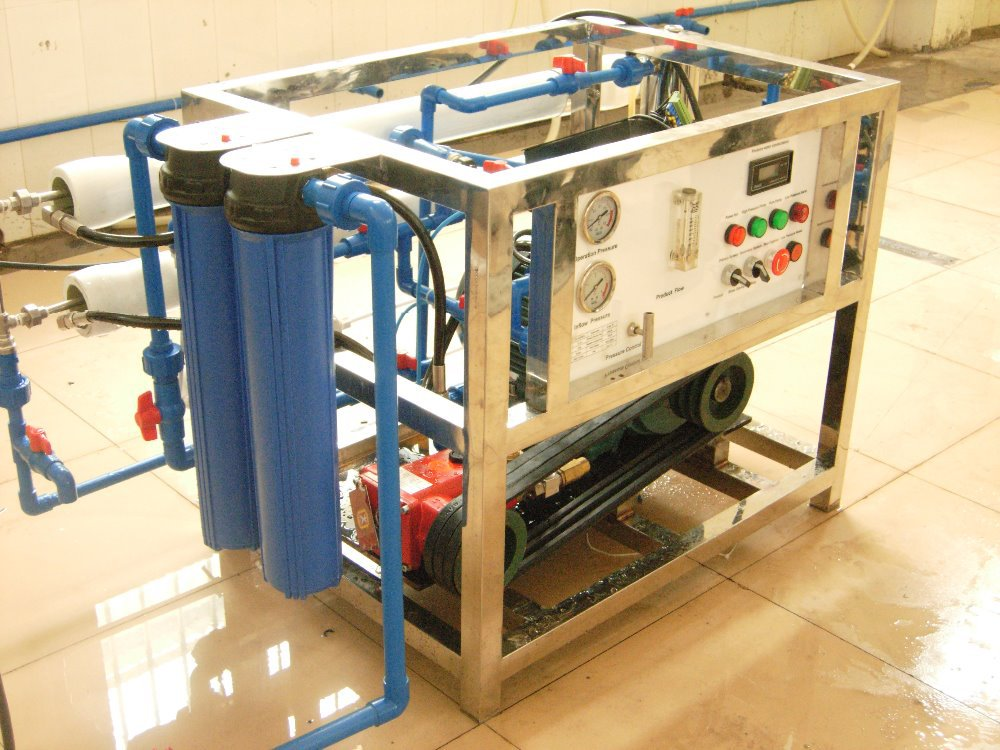 desalination machine for home
