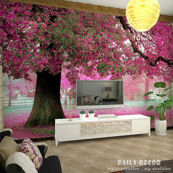 Japanische Kirschbl?te Tapete : Cherry Blossom Wall Backdrop