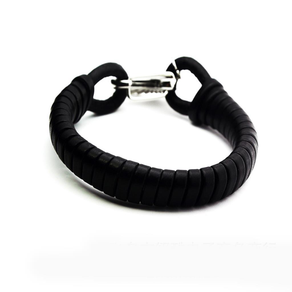 Vintage Rope Bangle Bracelet Fashion Wings Leather Men Bracelet Sterling Silver Summer Style Bracelet for Men