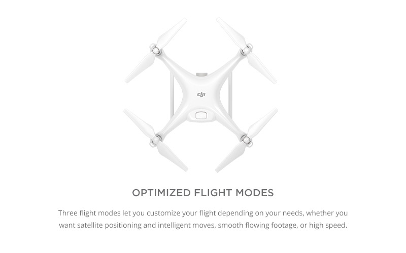 Free Shipping Newest DJI Phantom 4 Drone New features: Visual Tracking follow me, TapFly ,Sport mode,Obstacle Sensing System