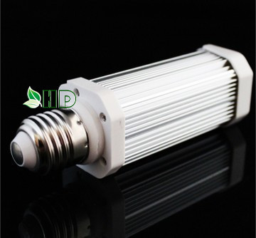 new    E27 base led horizontal plug corn light 180 led energy saving lamp 5630 chip 28 beads LED bulb