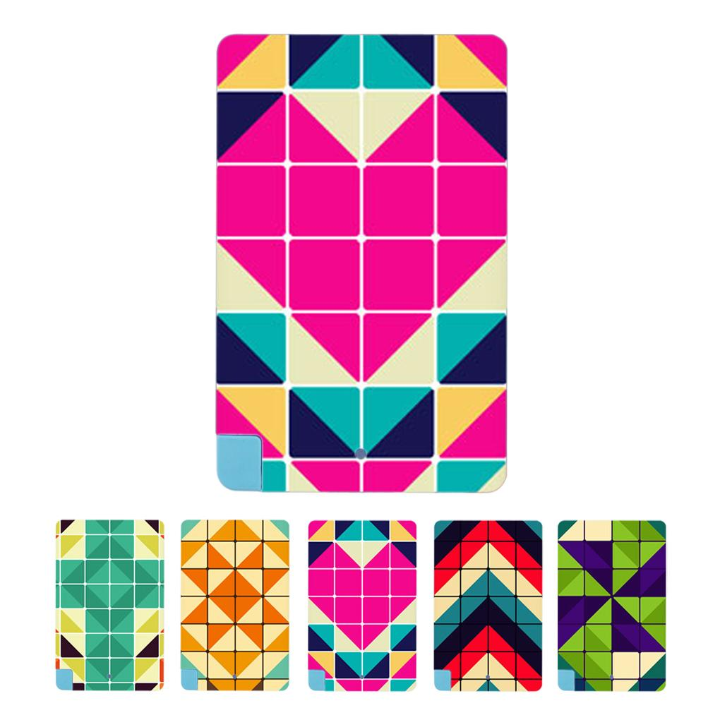 Mini Geometry cross heart photos printed External Battery power bank 2600mAh charger for samsung for iphone 5S 6 plus(China (Mainland))