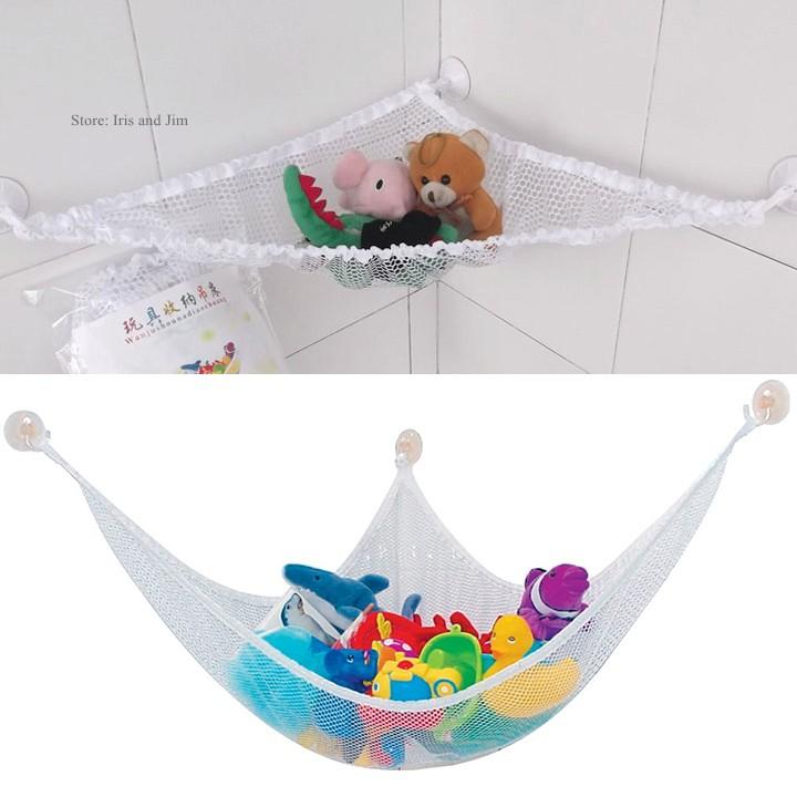 2015 New Arrival Kids Room Jumbo Toy Hammock Net Organizer