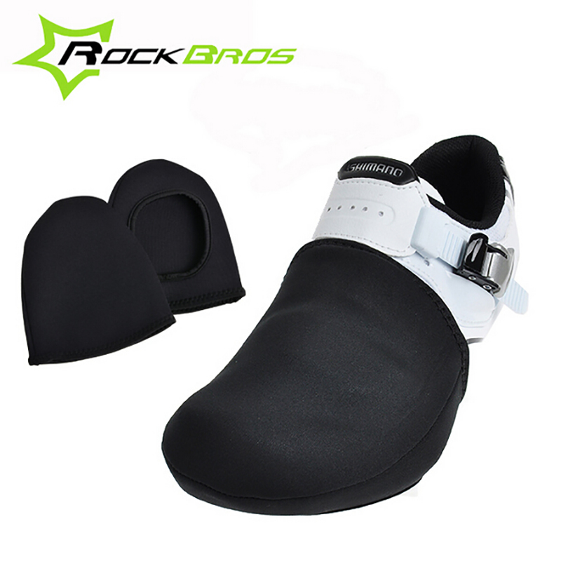 Rockbros Black Cycling Shoe Cover Waterproof Dust Bike Bicycle Shoes Cover Cycling Toe Cap Overshoes(China (Mainland))