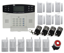free shipping Wholesale - Wireless Home Alarm Security Inturder System Phone line AUTO-DIALER(China (Mainland))