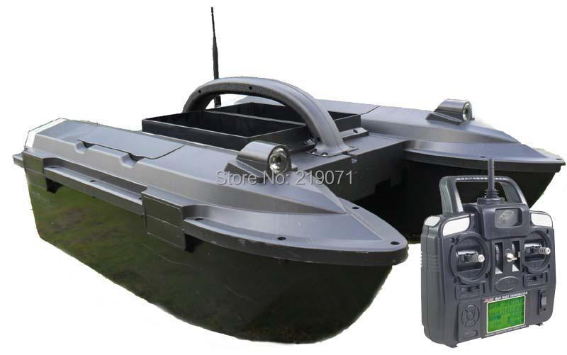 New arrival jabo 5a 5cg fishing bait boat remote control for Fishing rc boat