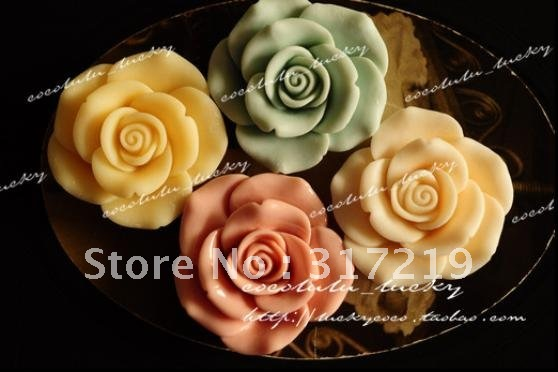 wholesales 100pcs/lot 40mm resin flower Pendant,resin cabochon,vintage plastic for DIY jewelry decoration free shippin(China (Mainland))