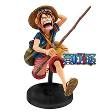 Anime One Piece Luffy SCultures 15cm/6″ BIG Figure Colosseum 4 Vol.1 Portrait of Pirates Monkey D Luffy Figure New in Box 5566