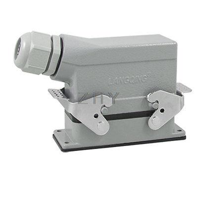 PG21 Side Entry Socket 16 Pin Connector 16A