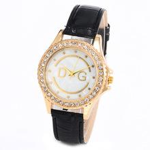 2015 New Ladies Fashion Brand Casual Luxury Diamond Watches Women Quartz Watch 10 Colors Relojes Feminino relojes reloj mujer