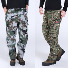 Men Joggers Pants Military Camouflage Outdoors Army Sweatpants Jogger Pants Casual Trousers Men Jogging Camo  Trousers  X05