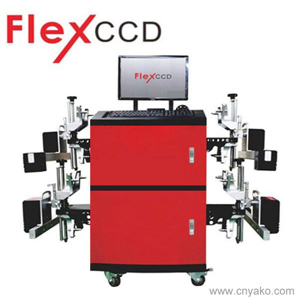 YAKO FlexCCD CCD Wheel Aligner Full Set - STORE store
