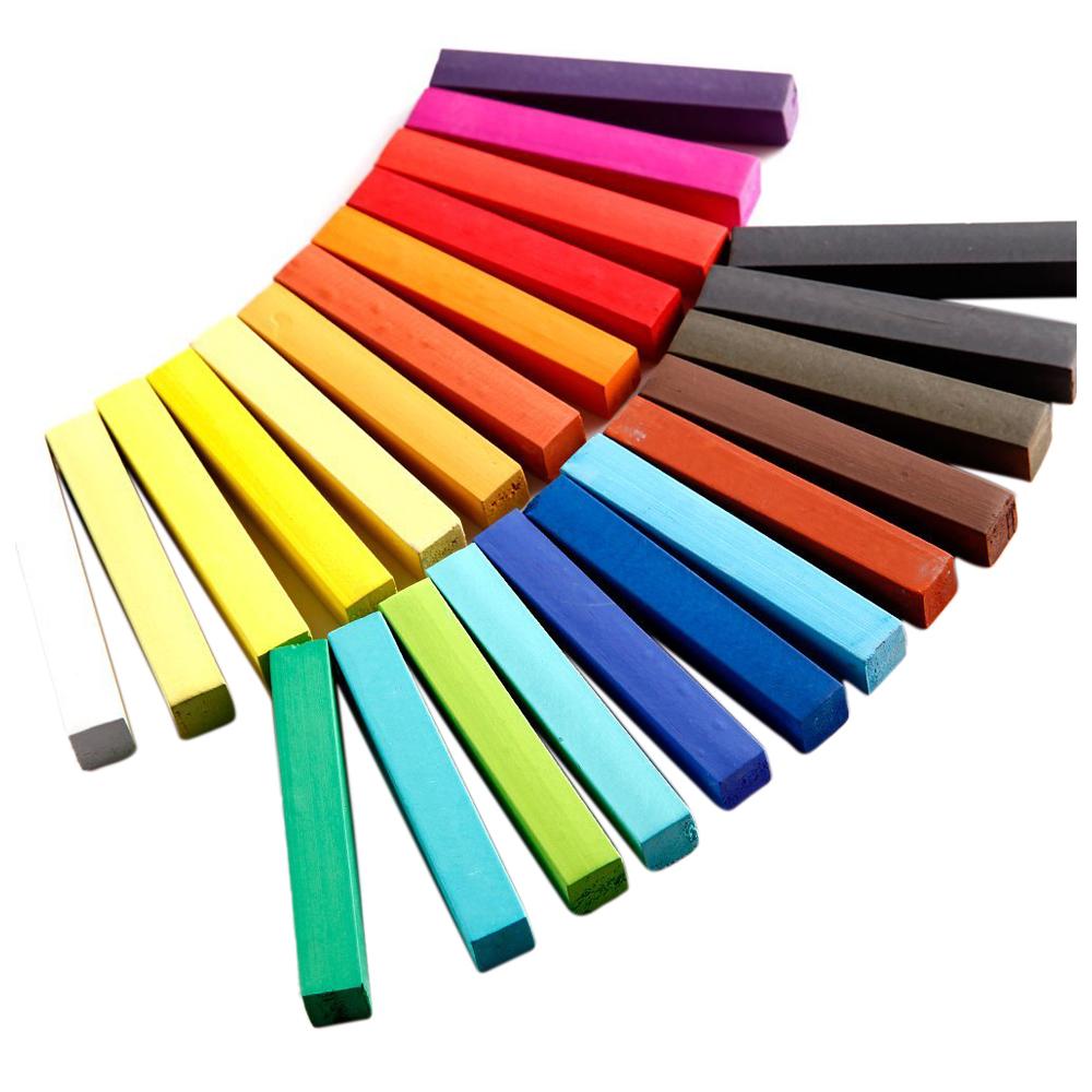 24 haar krijtjes promotie winkel voor promoties 24 haar krijtjes op - Kleur warme kleur cool ...