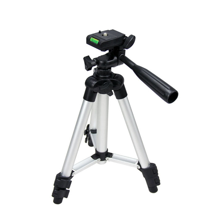 Scolour Portable Universal Standing Tripod for Sony Canon Nikon Olympus Camera(China (Mainland))