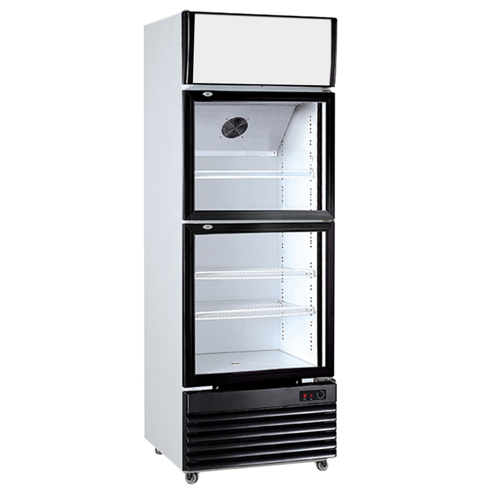 Refrigerador vertical compra lotes baratos de - Nevera doble puerta ...