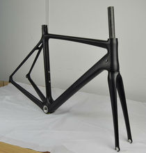 Buy oem carbon road bike frames T800 china bicycle frame UD matte 510mm stock, BB BSA/PF30/BB30/B86.5 frame + fork FM-R881 for $412.00 in AliExpress store