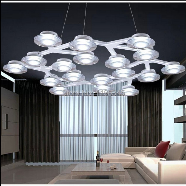 Woonkamer Lamps Verlichting