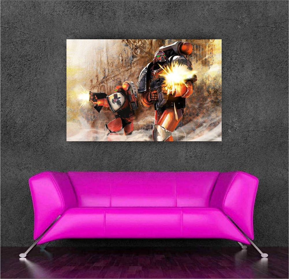 Warhammer 40k wall sticker home decoration wall art for Decor 40k