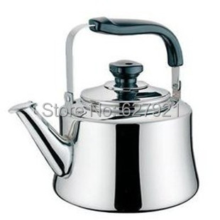 5LThicken non-magnetic stainless steel kettle sound boil whistling multi-purpose pot - Stainless hutch defends monopoly store