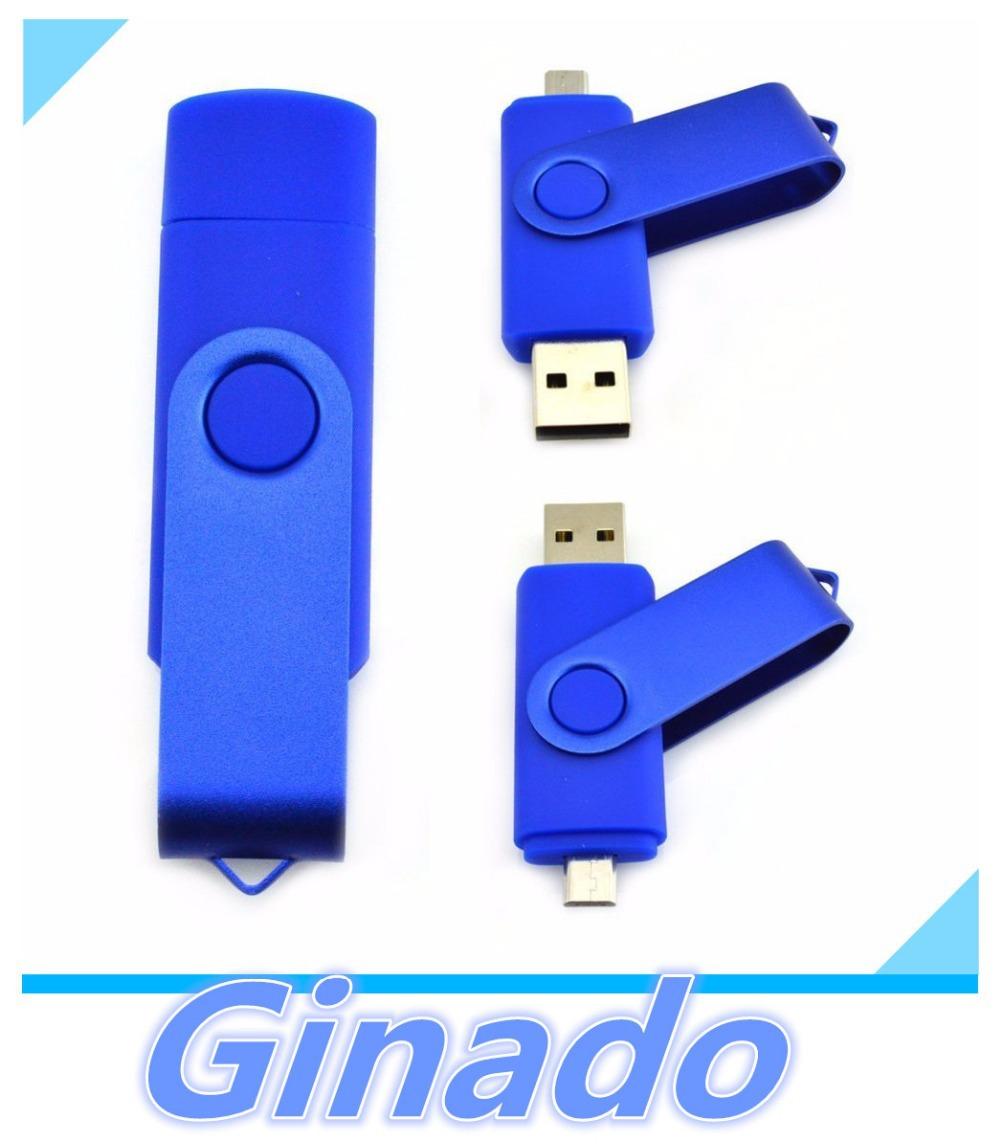USB 2.0 8gb 16gb 32gb 64gb usb flash drive 7 colour rotary Pen Drive memory stick stick pendrive free shipping(China (Mainland))