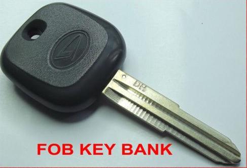Replacement Transponder Key Shell Blank Case Fob For Daihatsu Charade Copen Cuore Feroza Materia Serion Terios YRV Trevis(China (Mainland))