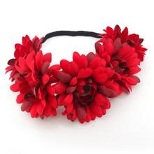 Handmade Daisy Flower Headband