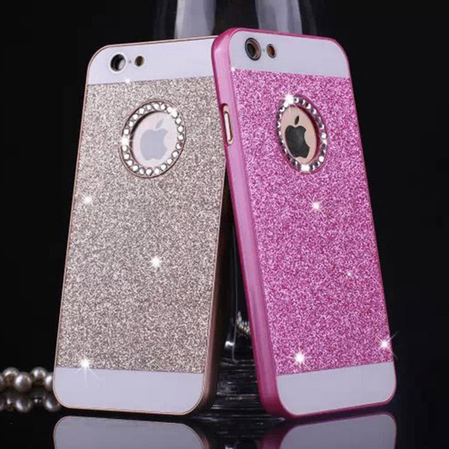 Case Iphone 5/5S/6/6S/6Plus/6SPlus Sparkle różne kolory