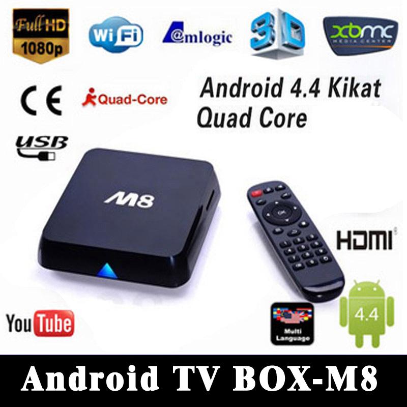 Android tv box quad core kitkat