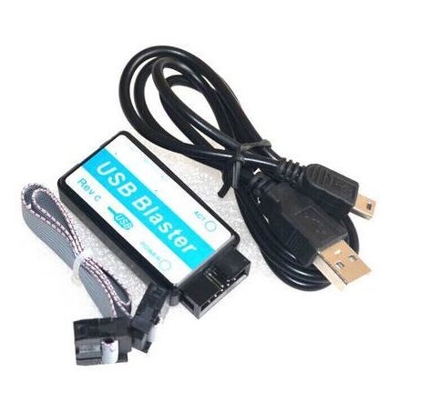 USB Blaster (ALTERA CPLD / FPGA download cable)  5PCS/LOT  Promotions
