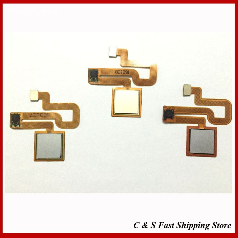 Brand New Original Fingerprint Flex Cable Replacement Parts For xiaomi redmi note 3 hongmi note 3 Real-time Tracking