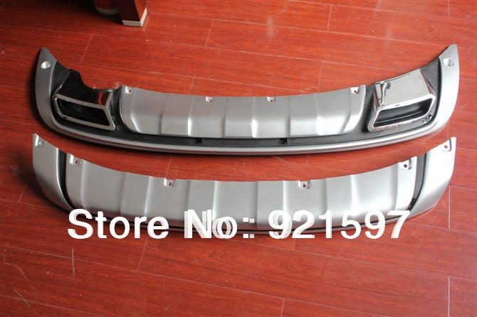 symas ABS car body parts kia sportage R 2011-2012 front rear bumper board skid plate bar FedEx,EMS - Changzhou YiSiTong International Trading Co., Ltd. store