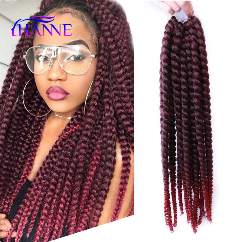 ... Twist-Crochet-Braid-Hair-90g-pack-Synthetic-crochet-braids-Crochet