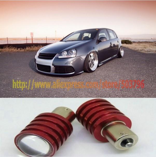 Система освещения 2 X 1156 BA15S Cree Q5 5W VW MK2 MK3 MK4 MK5 mazda 6 captiva система освещения oem 42 240w cree offroad 4 x 4 awd suv atv 4wd awd