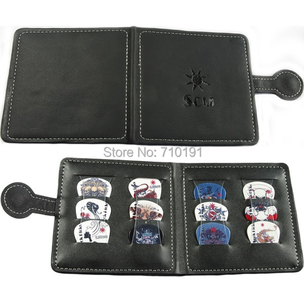 Wallet Pick Guitar Picks Bass Wallet